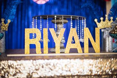 2017 Riyan 1st Birthday