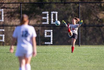 SVHS Girl's Soccer v NDGP