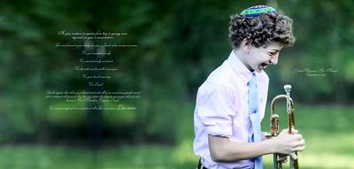 Gabi - Bar Mitzvah Book