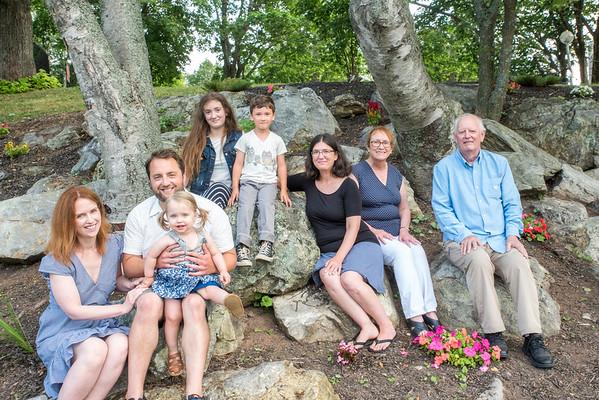 Johnstone Family- 2018