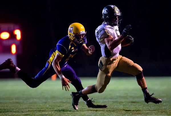 Bucksport v. MDI football