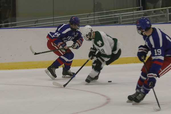 Boys' Varsity Hockey vs. Hebron | November 28