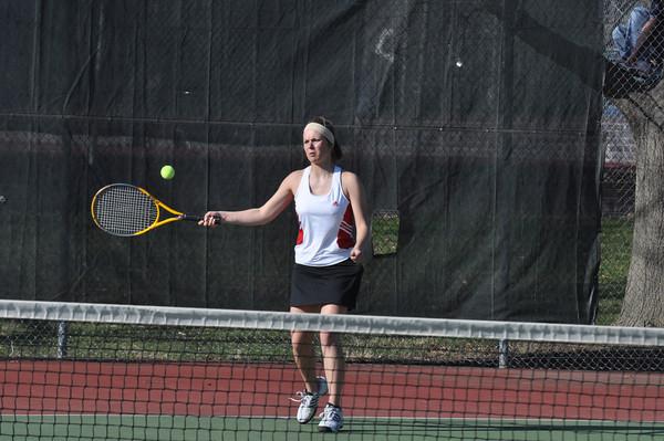 Tennis - Sam Rice