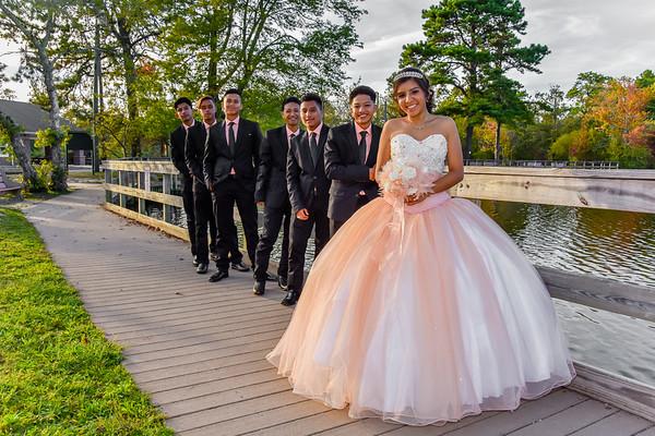 Quinceañera- Ashley Solano- Septiembre 22, 2017- Galloway, NJ
