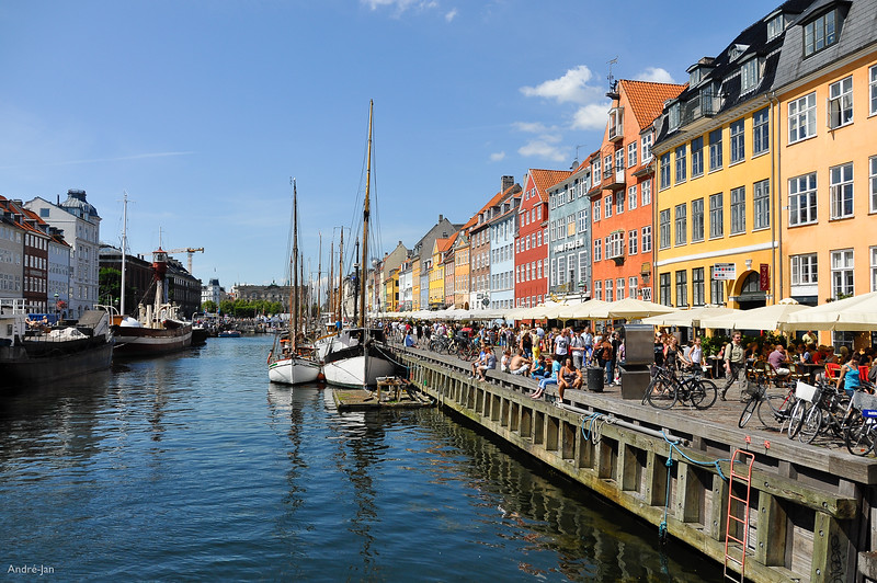 Vakantie Scandinavië zomer 2011