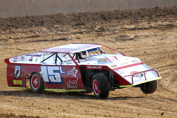 June 15, 2013 - Sprints and Modifieds