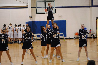 Cheerleading 2010-11