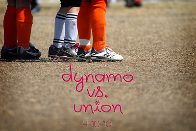 Dynamo vs. Union - April 10th