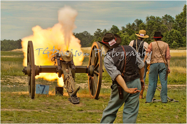 Grayling Historical Artillery Competition