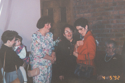 Grandma Margaret's 60th Birthday