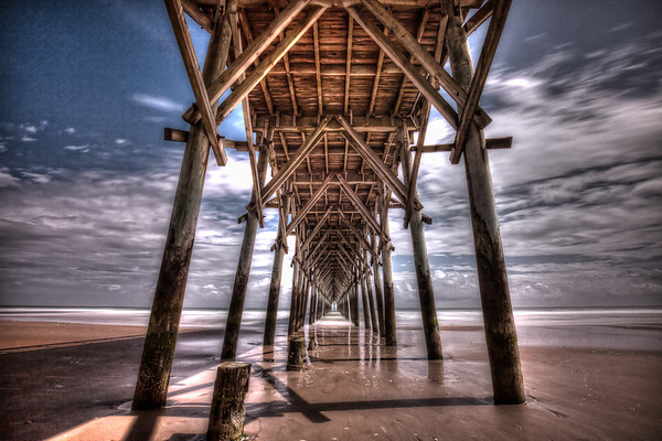 Surf City Pier Photo