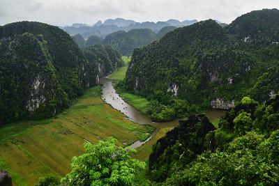 Day 18 -22 Hanoi - Nihn Bihn