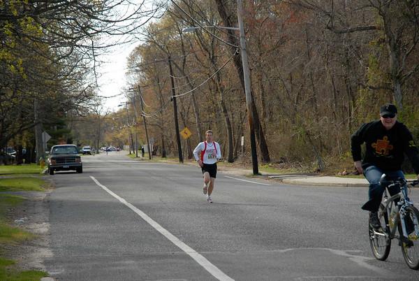 2 mile mark