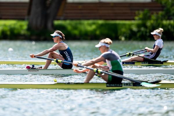 2021 World Rowing Cup II - Saturday