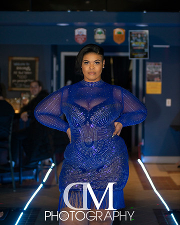 Jazzmin Williams Runway Show