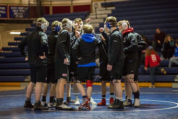 2020-1-15 WHS Wrestling vs White Mountains HS