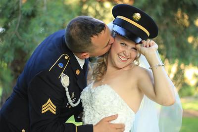 AUBREY & DAVE'S WEDDING