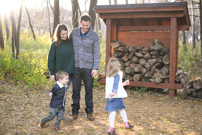 Odonnell Family Fall 2018