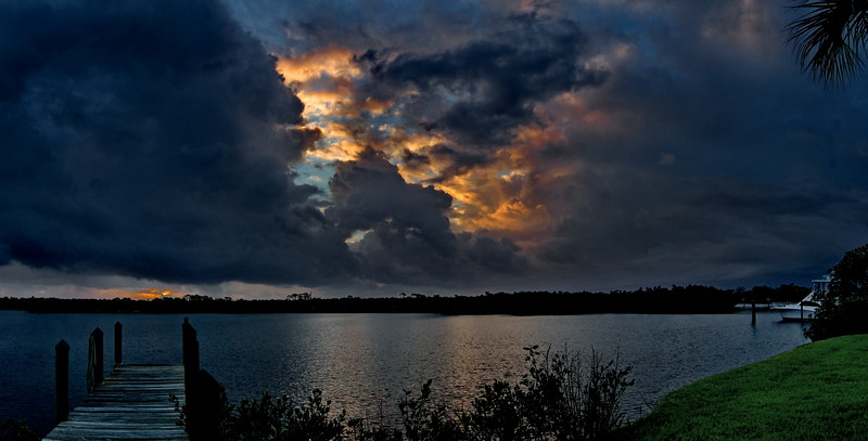 Florida, Mud Cove, Port St Lucie, St Lucie River