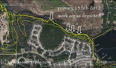 13 February 2012 Trail Dynamics on West Cadillac