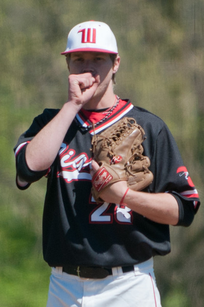 Wittenberg (OH) vs. Denison (OH) DH 04/06/2012