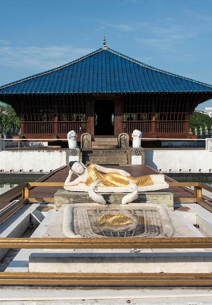 Seema Malakaya Meditation Centre, Colombo