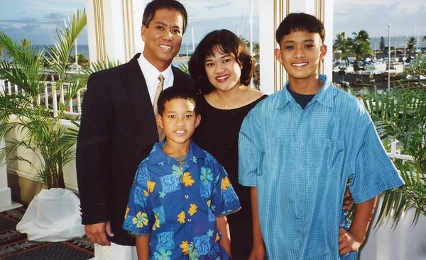 2001 - 11 - 09 - Aunty Irene Wedding