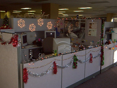 Christmas 2000 - Cathy's Cubicle