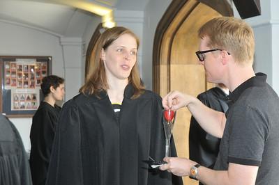 Whitman College Diploma Distribution 2010