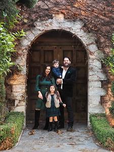 Family: Matt and Melania 2020