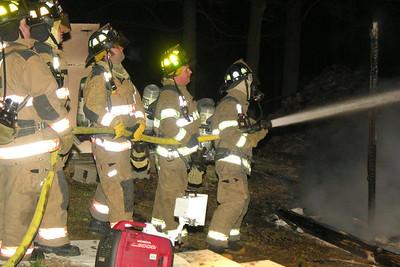 01-03-12 Three Rivers FD House Fire