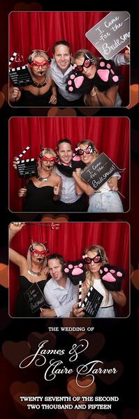 Mr & Mrs Tarver Photostrips