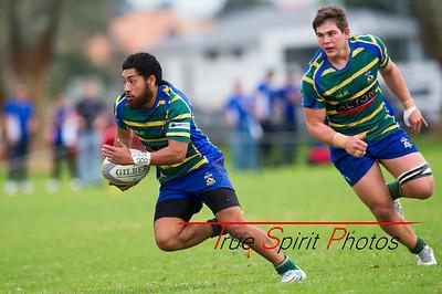 Senior Rugby 2014