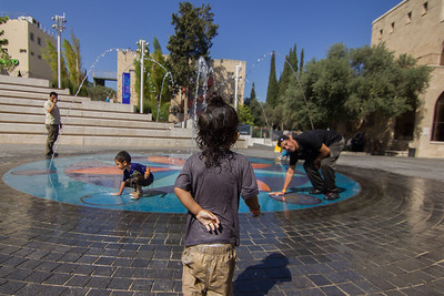 Swiss Re Shabbaton 2013 - Haifa
