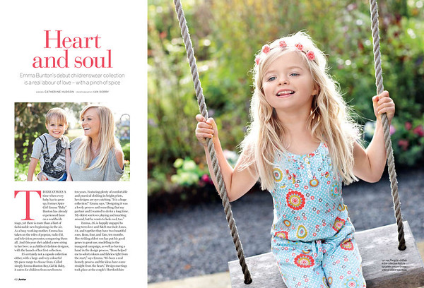 Emma Bunton's childrenswear collection