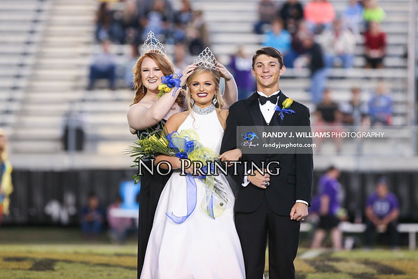 Booneville High's Homecoming