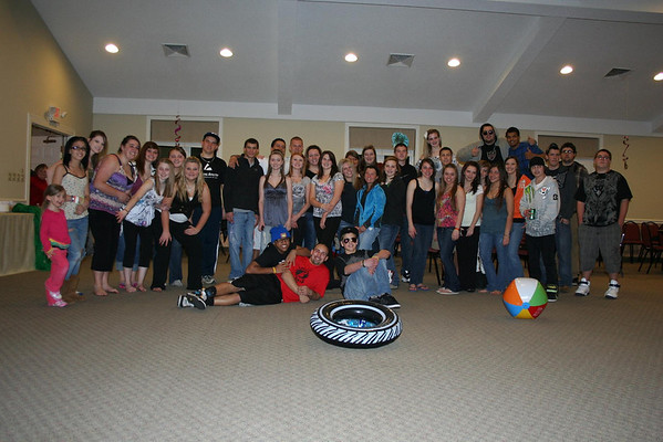 Quinn Birthday Party