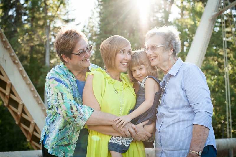 Four Generations {Lifestyle Session} June 2014