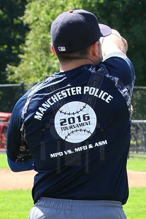 Manchester, Ct. Charity Softball Game 9/17/16