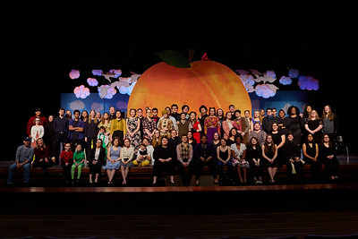 ECHS James & the Giant Peach 2018