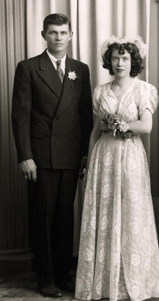 Orville Phillips and Joyce Herdrich