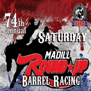 Madill Saturday Night Barrel Racing
