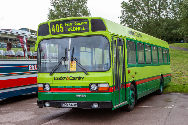 1979  Leyland National B41F