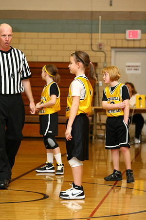 2009 Centerville Hustle Girls Basketball