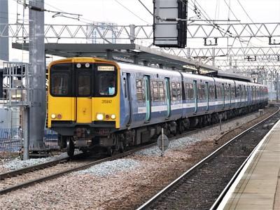 Stratford Station   11/12/08