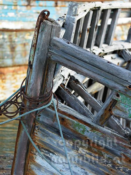 16B-04-69 - Schiffsfriedhof Holzwrack