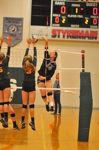 10-03-17 Sports Fairview @ Tinora VB