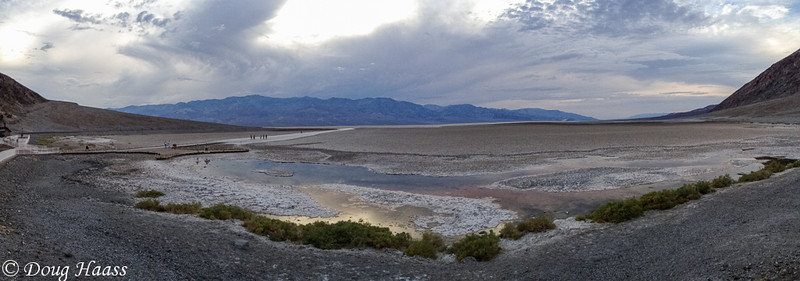 Badwater Basin Pano