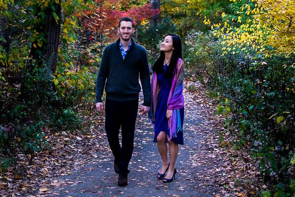 Yan & Henry Engagement