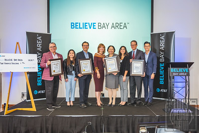 Believe Bay Area by AT&T
